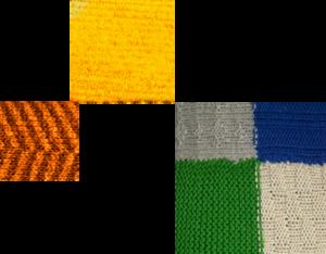 icona linea mosaici
